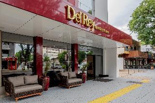 Del Rey Quality Hotel, Rua Taroba,1020