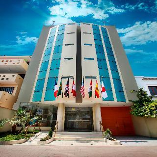 Embajadores Hotel, Juan Fanning, Miraflores,320