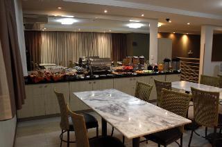 Barigui Park Hotel, General Mario Tourinho,2477