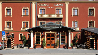 Diament Arsenal Palace