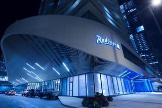 Radisson Blu Aqua Hotel, 221 N. Columbus Drive,221