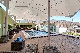 Studio Hotel - Terrasse