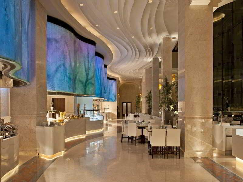 St. Regis Saadiyat Island Abu Dhabi - Restaurant
