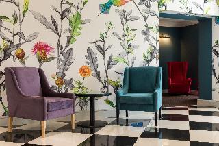 Protea Hotel Franschhoek - Diele