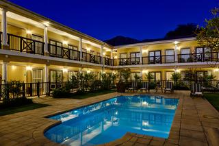 Protea Hotel Franschhoek - Pool