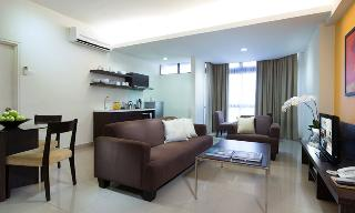 Fahrenheit Suites Kuala Lumpur - Zimmer