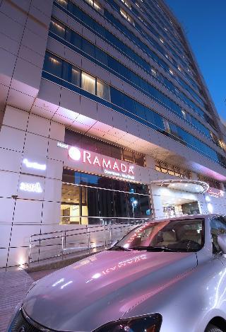 Ramada Downtown Hotel Abu Dhabi - Generell