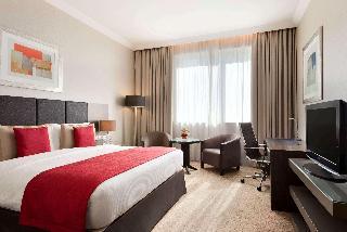 Ramada Downtown Hotel Abu Dhabi - Zimmer