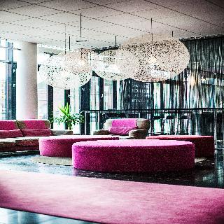 First Hotel Kolding - Diele