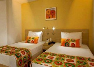 Quality Hotel Manaus - Zimmer