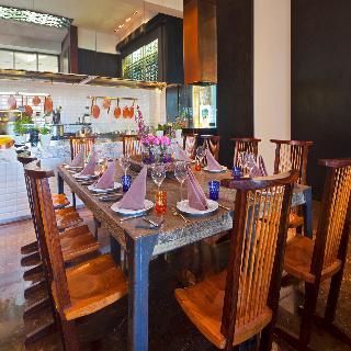 W Santiago - Restaurant