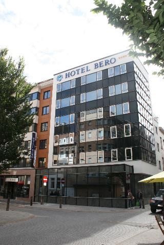 Hotel Bero, Hofstraat,1a