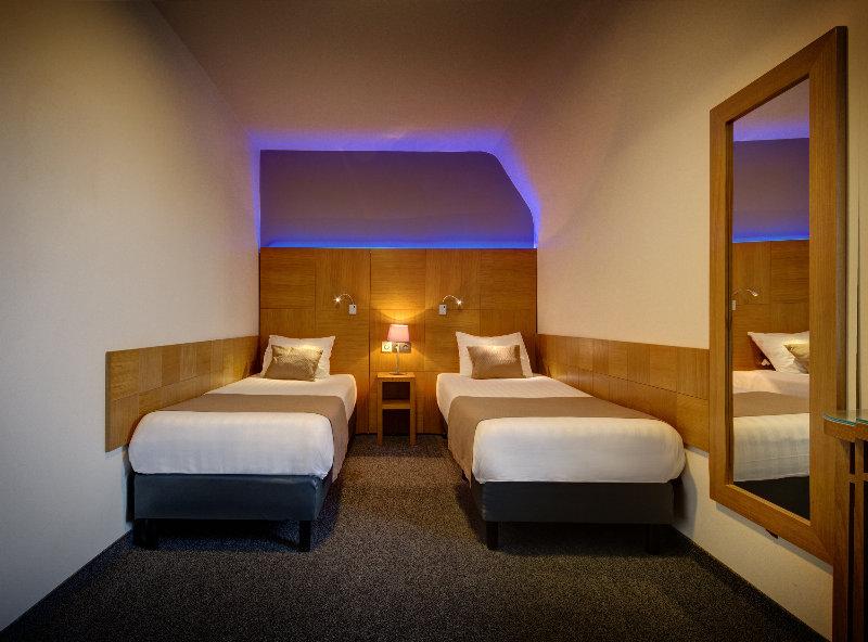 Jacobs Hotel Brugge - Zimmer