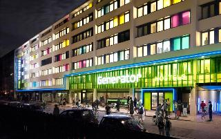 Hostal Generator Copenhagen, Adelgade,5-7