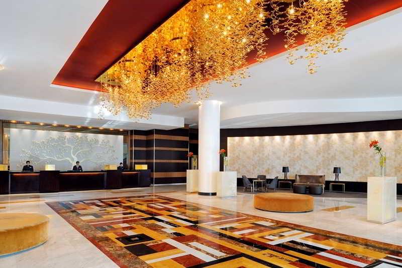 Marriott Marquis City Center Doha Hotel - Diele