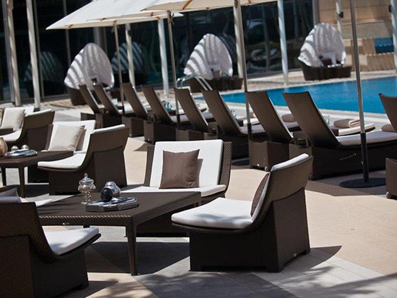 Marriott Marquis City Center Doha Hotel - Pool