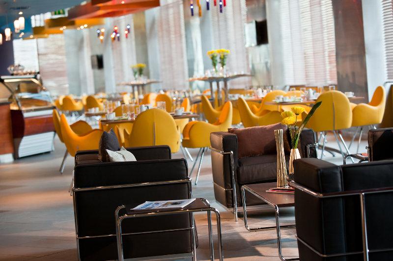 Marriott Marquis City Center Doha Hotel - Restaurant