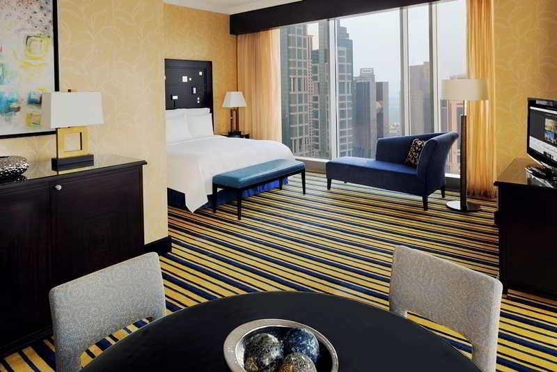Marriott Marquis City Center Doha Hotel - Zimmer