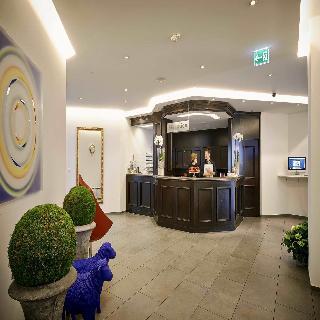 Sorell Hotel Tamina - Diele