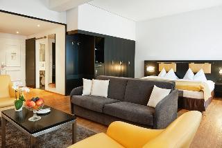 Sorell Hotel Tamina - Zimmer