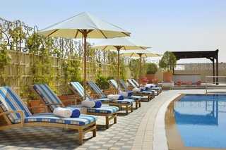 Marriott Executive Apartments Dubai Creek - Pool