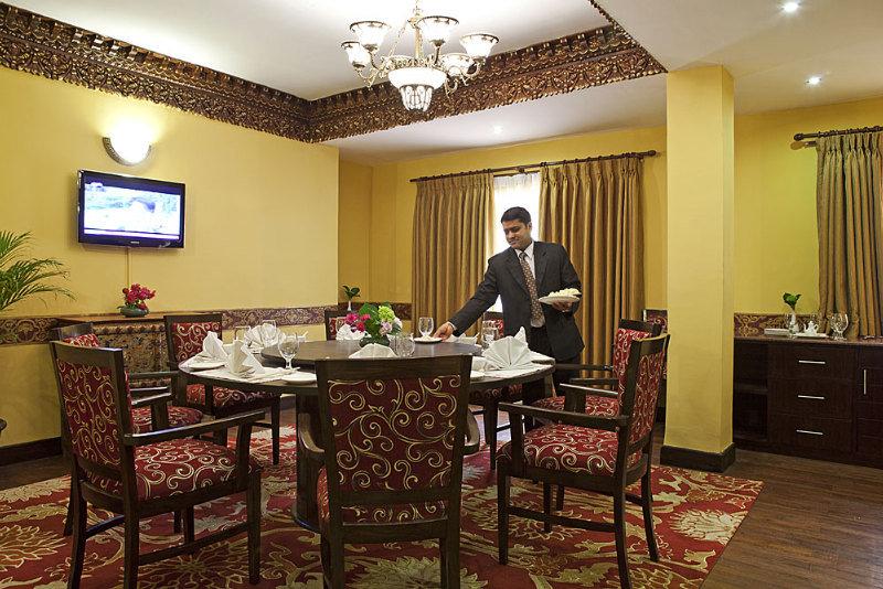 Hotel Tibet International - Restaurant