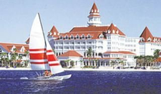 Disney`s Grand Floridian Resort Package