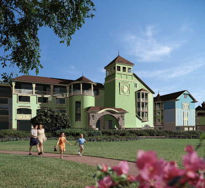 Disney's Saratoga Springs Resort & Spa Package