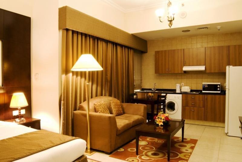 Arabian Dreams Hotel Apartments - Zimmer