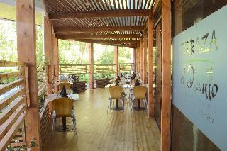 Sonesta Hotel Osorno - Terrasse