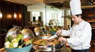 Centro Al Manhal - Restaurant