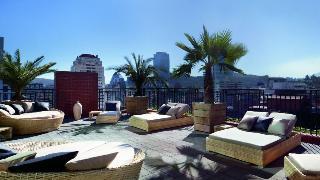 The Ritz-Carlton, Santiago - Terrasse