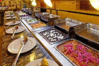 Holiday Inn Campeche - Restaurant