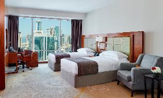 Intercontinental Doha The City - Zimmer