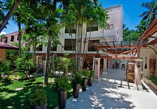 Costabella Tropical Beach Hotel - Terrasse