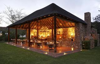 Bushmans Kloof - Restaurant