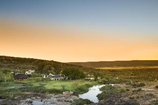 Bushmans Kloof - Terrasse