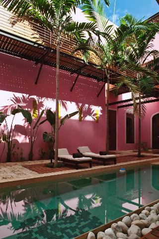 Rosas & Xocolate Boutique Hotel Spa - Pool