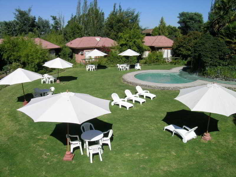 Villa el Descanso - Pool