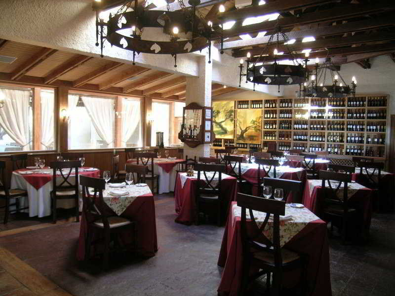 Villa el Descanso - Restaurant