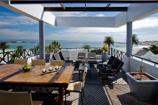 Place on the Bay - Terrasse