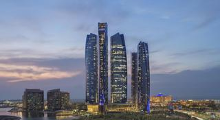 Jumeirah at Etihad Towers, Corniche Road, Abu Dhabi,