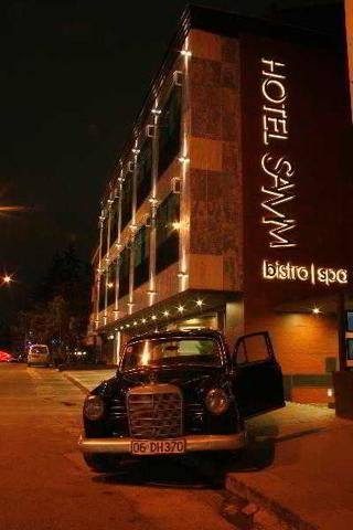 Samm Hotel Spa & Bistro, Ugur Mumcu Cad. Gaziosmanpasa,19