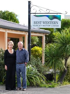 Best Western Fairley…, Corner Meeanee Quay And Tareha…