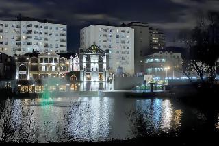 Lake Palace Hotel Baku, Zahid Khalilov,63a