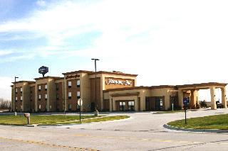Hampton Inn York, NE, 309 West David Drive,