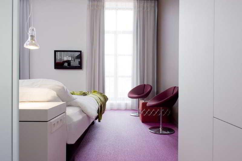 Eburon Hotel - Zimmer