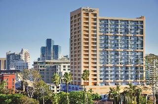 Doubletree By Hilton Hotel San Diego Downtown