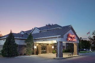 Hampton Inn & Suites…, 7400 West Frontage Road,