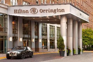 Hilton Orrington Evanston, 1710 Orrington Avenue,